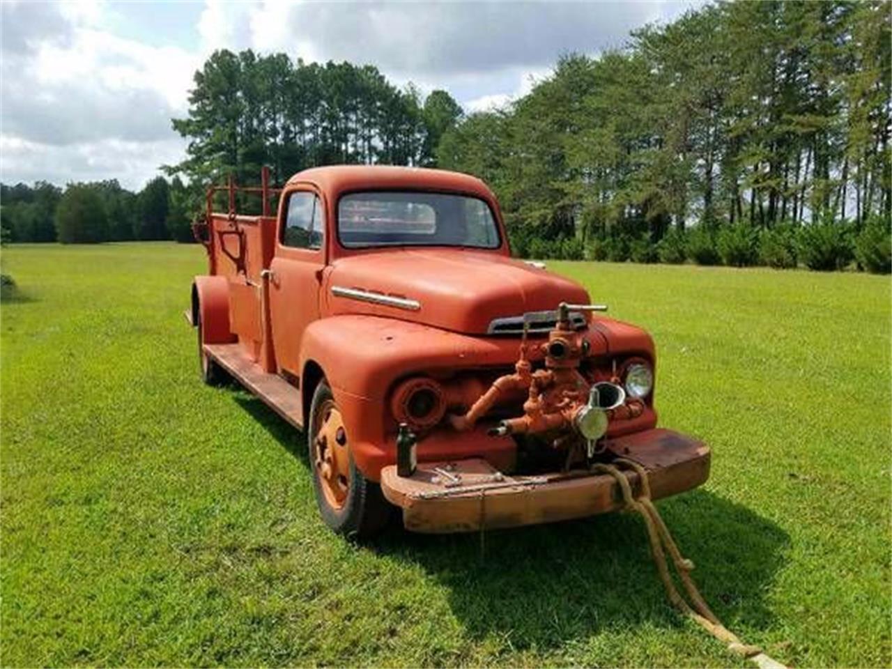 1951 Ford F5 (CC-1376166) for sale in Cadillac, Michigan