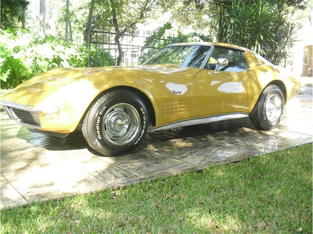 1971 Chevrolet Corvette (CC-1376169) for sale in Punta Gorda, Florida