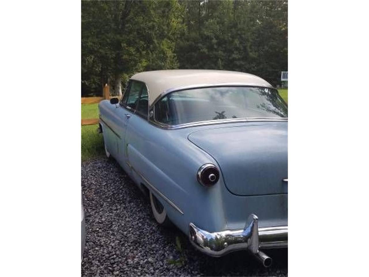1953 Ford Victoria (CC-1376170) for sale in Cadillac, Michigan