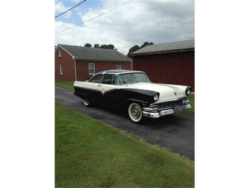 1956 Ford Crown Victoria (CC-1376174) for sale in Cadillac, Michigan