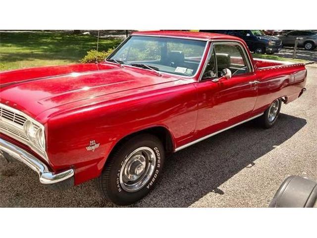 1965 Chevrolet El Camino (CC-1376178) for sale in Cadillac, Michigan