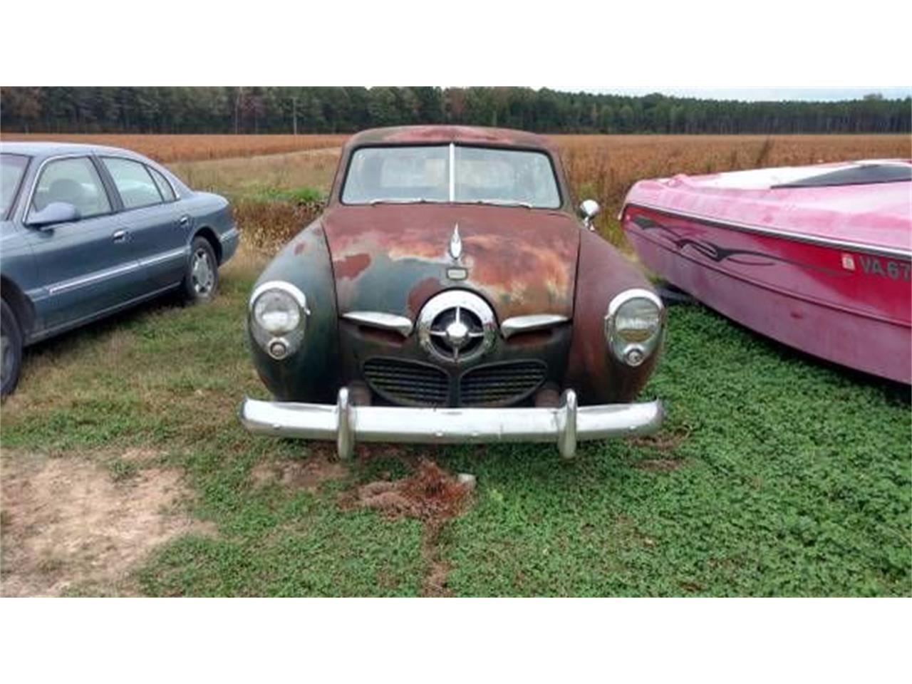 1950 Studebaker Champion (CC-1376182) for sale in Cadillac, Michigan