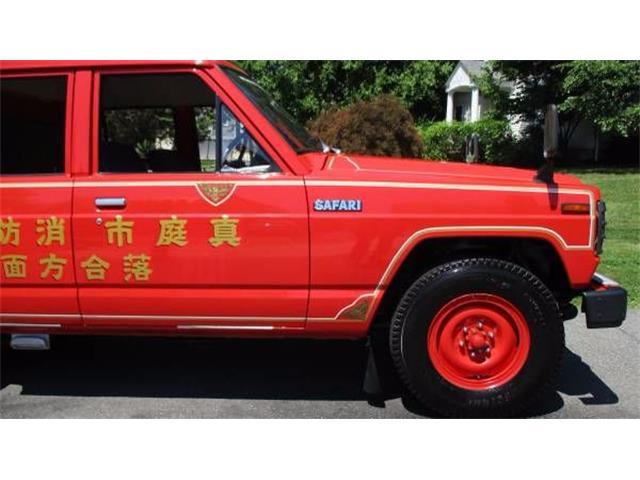 1985 Nissan Safari (CC-1376185) for sale in Cadillac, Michigan