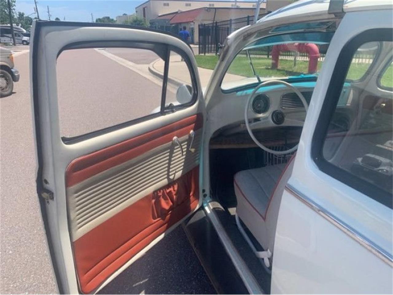 1957 Volkswagen Beetle (CC-1376188) for sale in Punta Gorda, Florida