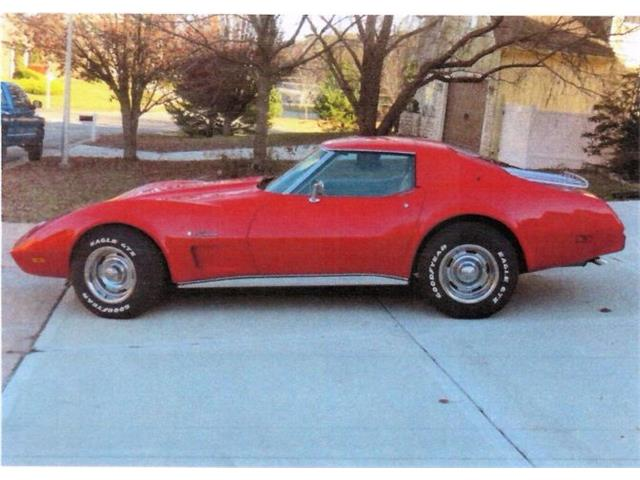 1975 Chevrolet Corvette (CC-1376189) for sale in Cadillac, Michigan
