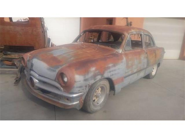 1950 Ford Sedan (CC-1376191) for sale in Cadillac, Michigan