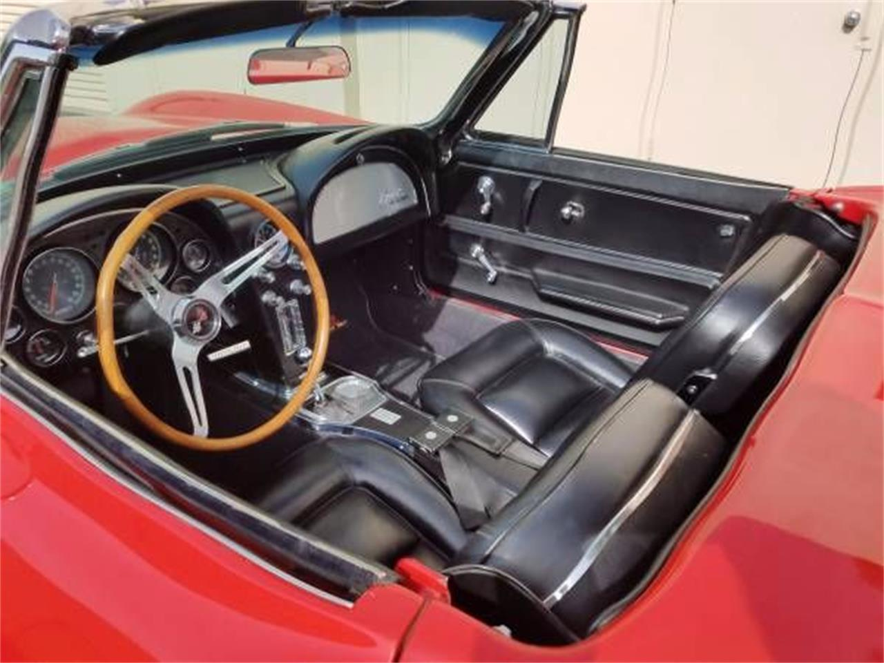 1965 Chevrolet Corvette (CC-1376199) for sale in Cadillac, Michigan