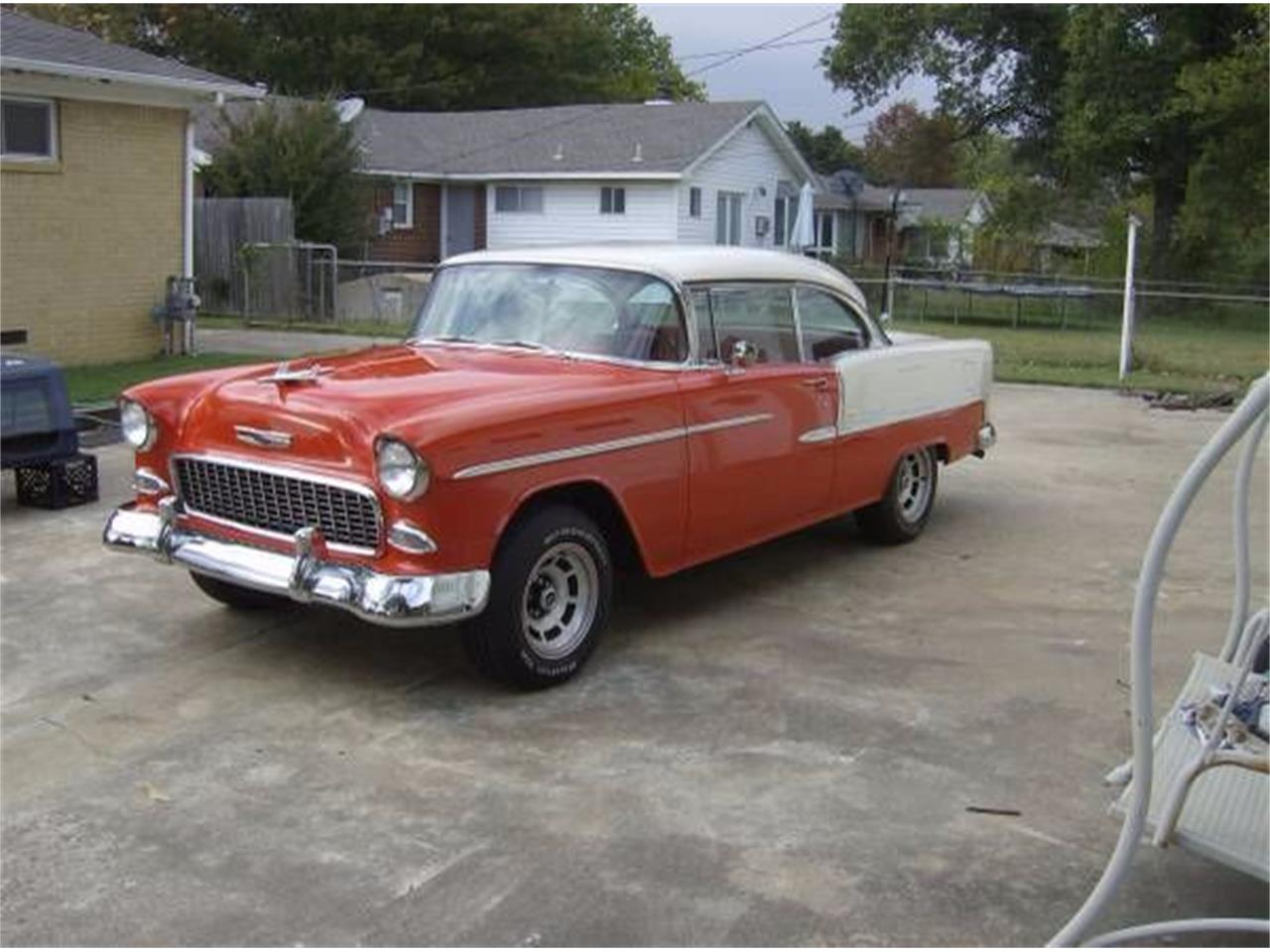 1955 Chevrolet Bel Air (CC-1376204) for sale in Cadillac, Michigan