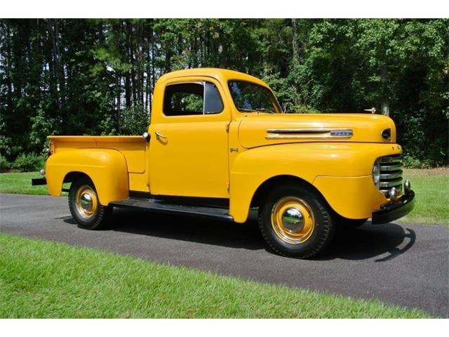 1949 Ford F1 (CC-1376205) for sale in Punta Gorda, Florida