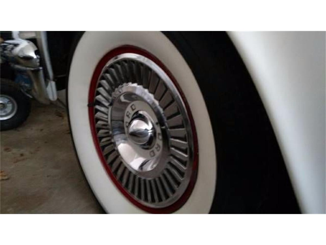 1957 Ford Thunderbird (CC-1376212) for sale in Cadillac, Michigan