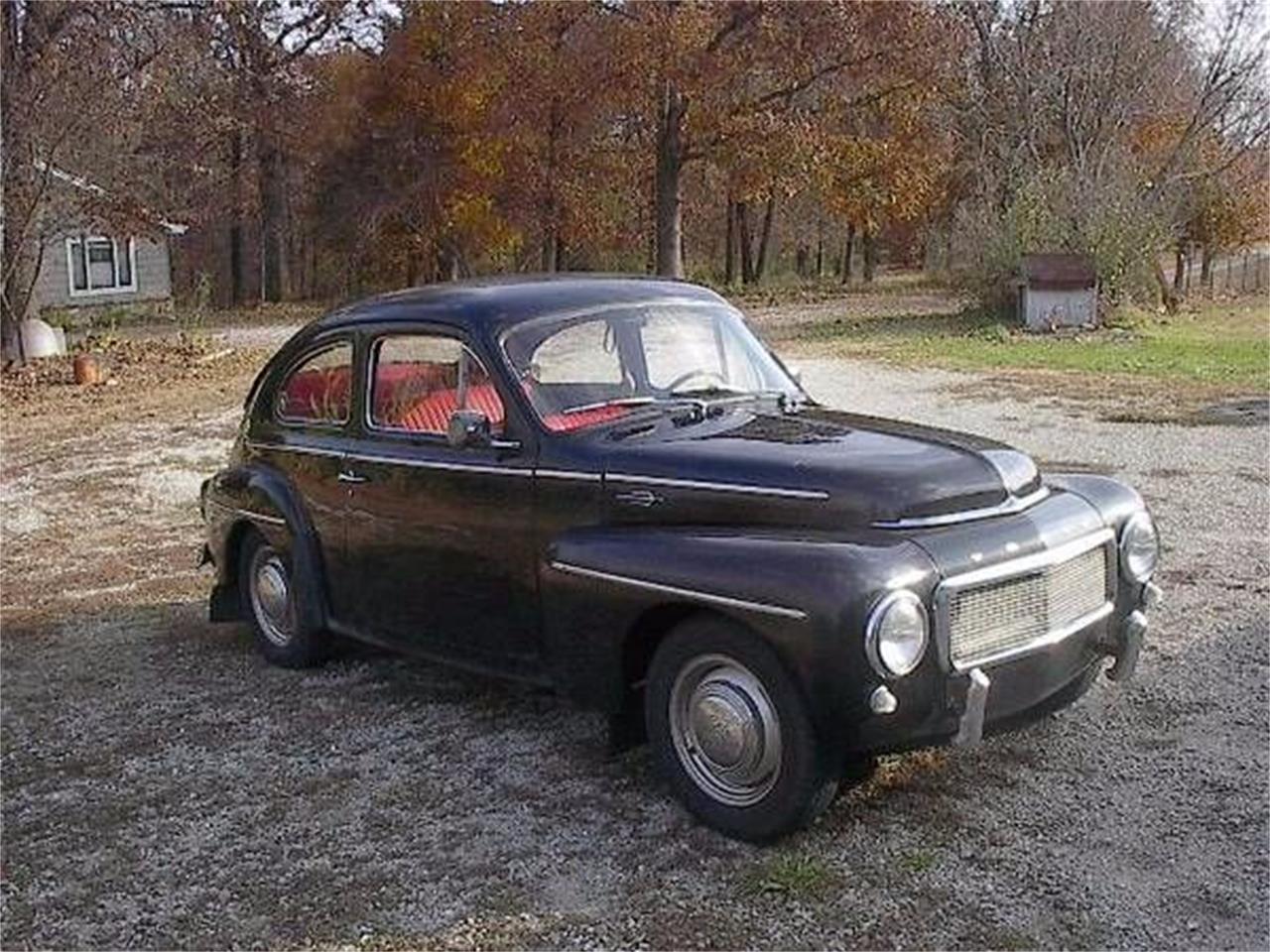 1958 Volvo PV544 (CC-1376217) for sale in Cadillac, Michigan