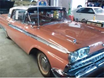 1959 Ford Galaxie 500 (CC-1376225) for sale in Cadillac, Michigan