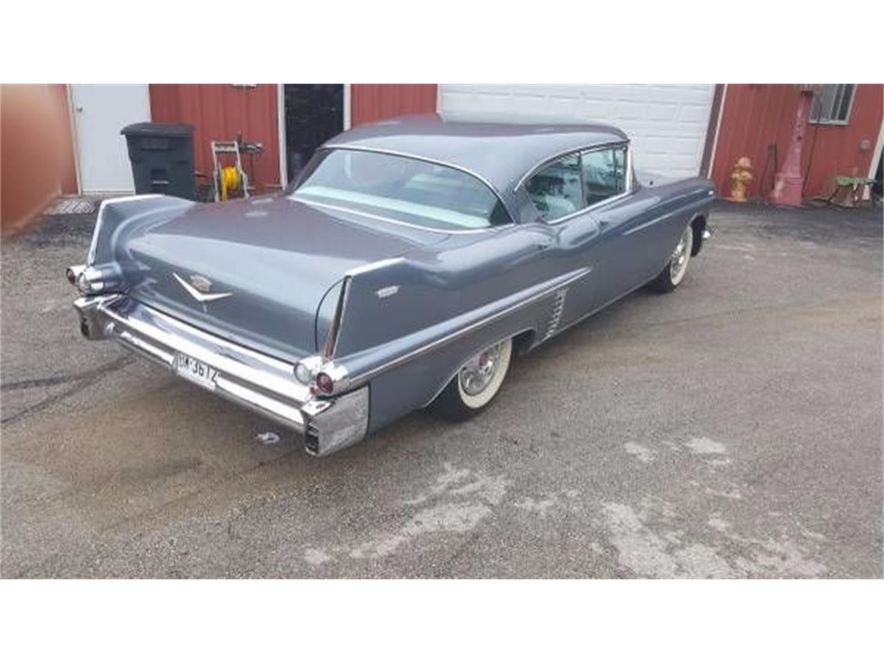 1957 Cadillac Sedan (CC-1376235) for sale in Cadillac, Michigan