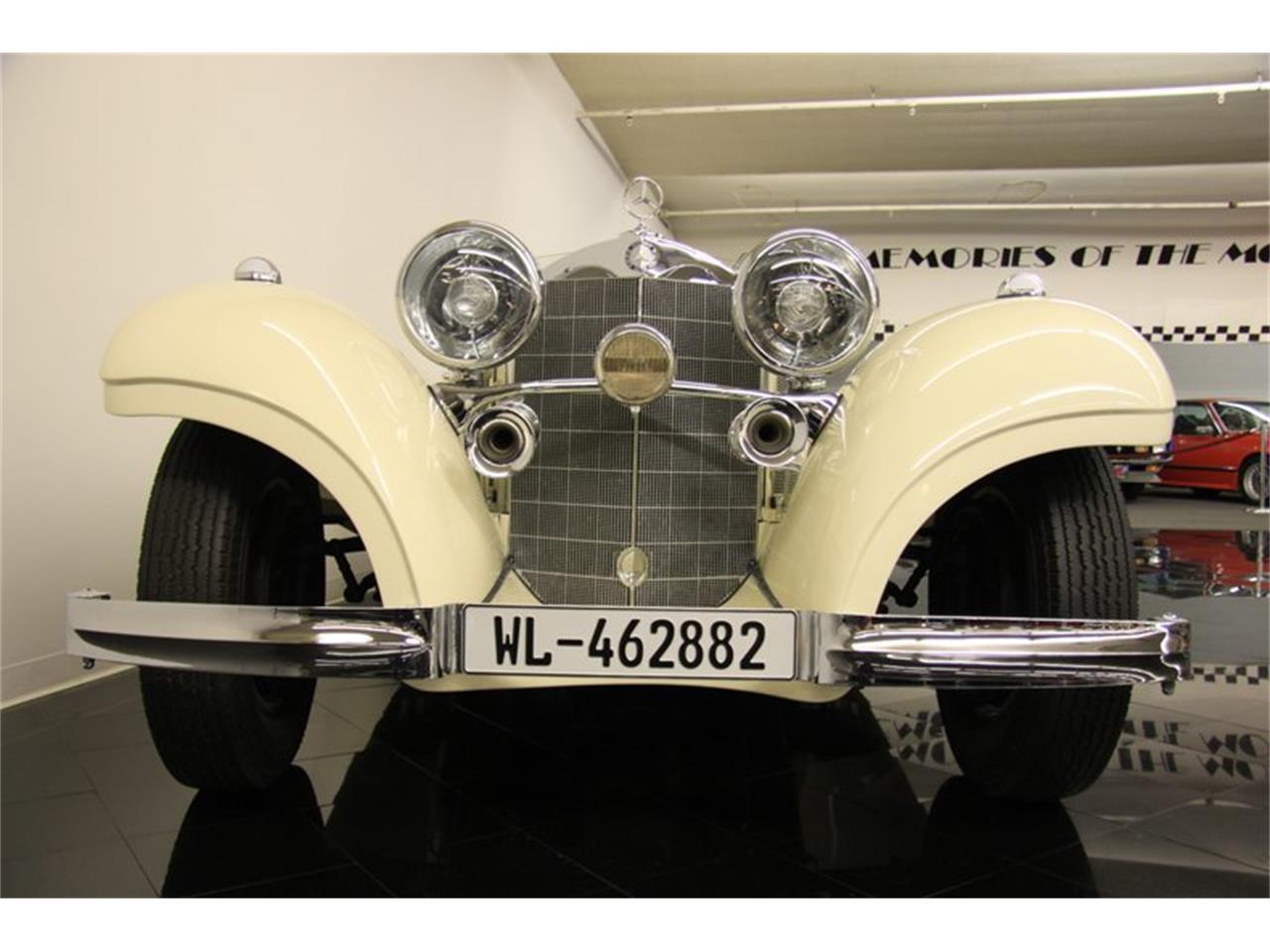 1935 Mercedes-Benz 500K (CC-1376237) for sale in St. Louis, Missouri