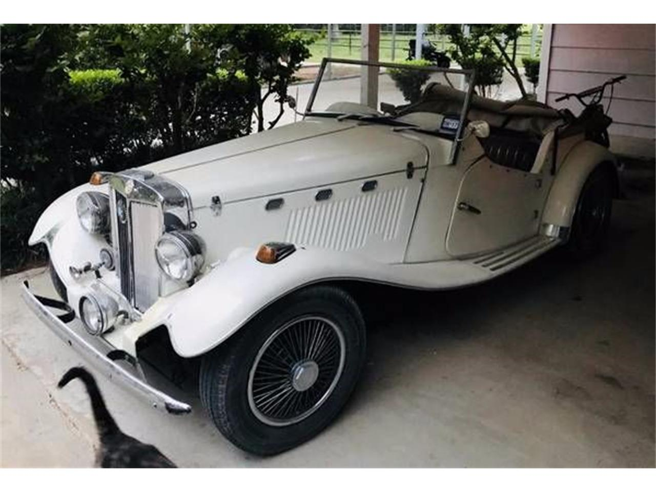 1952 MG TD (CC-1376246) for sale in Cadillac, Michigan