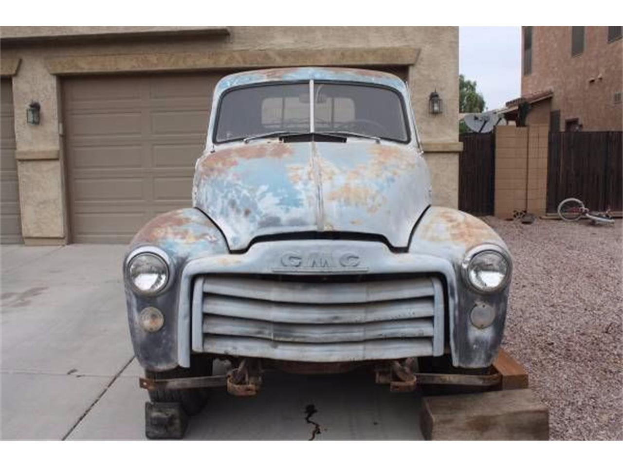 1951 GMC Pickup (CC-1376254) for sale in Cadillac, Michigan