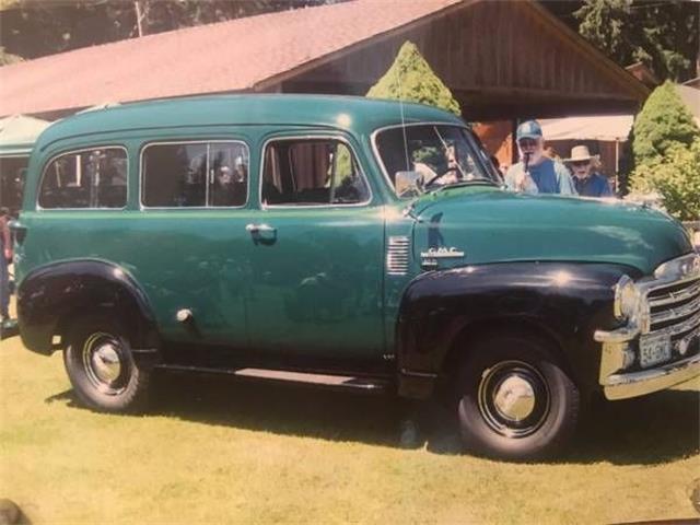 1954 GMC Suburban (CC-1376265) for sale in Cadillac, Michigan