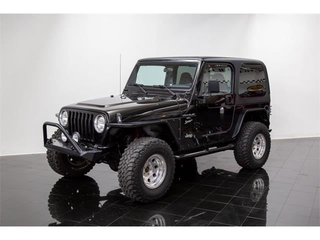 1997 Jeep Wrangler (CC-1376266) for sale in St. Louis, Missouri