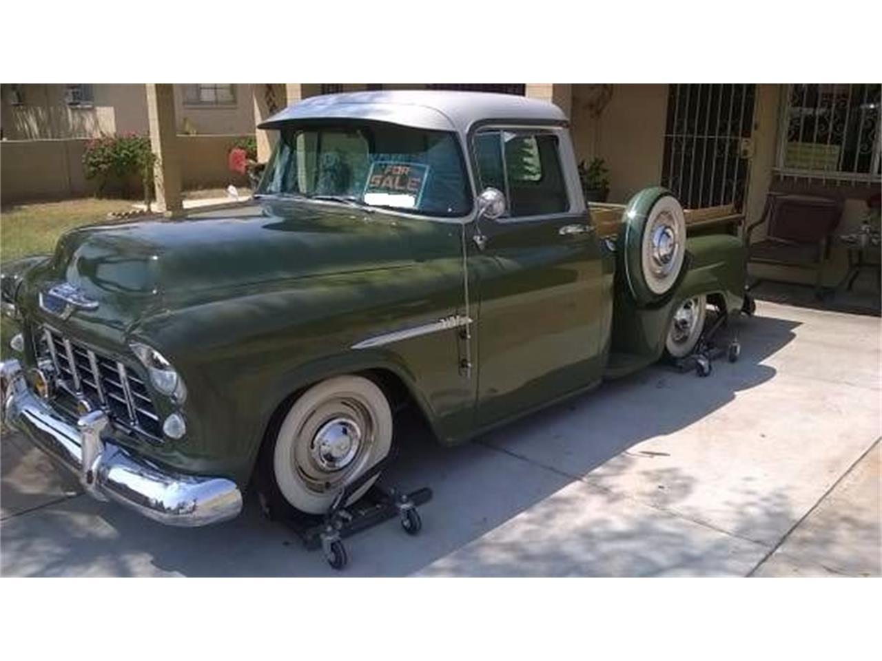 1955 Chevrolet 3100 (CC-1376267) for sale in Cadillac, Michigan