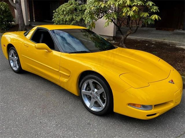 2000 Chevrolet Corvette (CC-1376272) for sale in Arlington, Texas