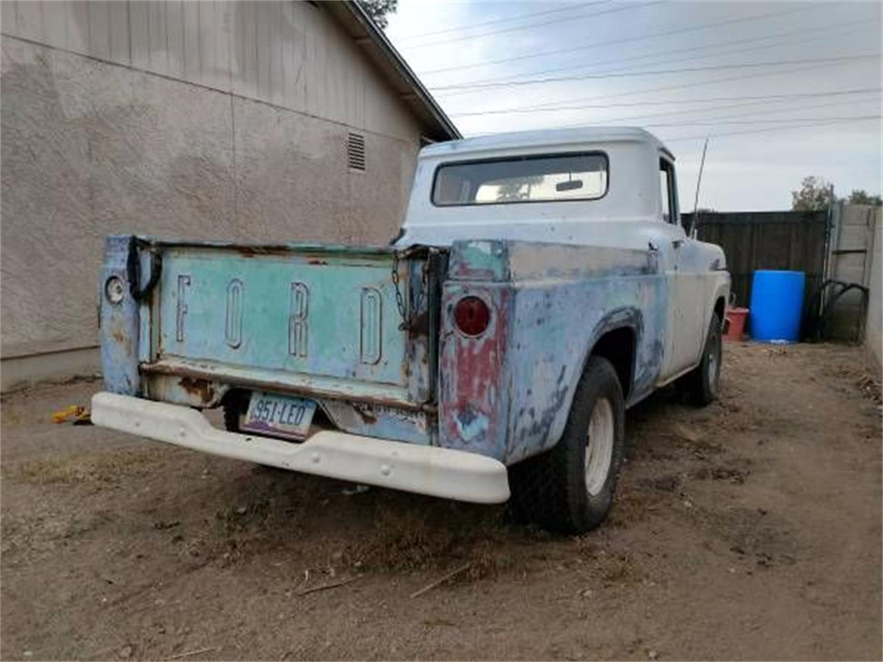 1959 Ford F100 (CC-1376283) for sale in Cadillac, Michigan