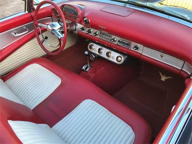 1955 Ford Thunderbird (CC-1376284) for sale in Cadillac, Michigan