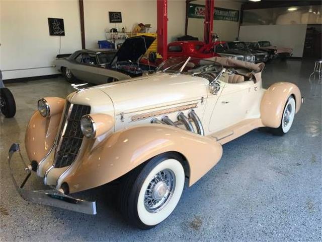 1935 Auburn 851 (CC-1376286) for sale in Cadillac, Michigan