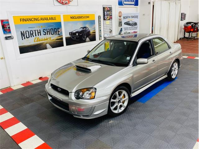 2005 Subaru Impreza (CC-1376287) for sale in Mundelein, Illinois