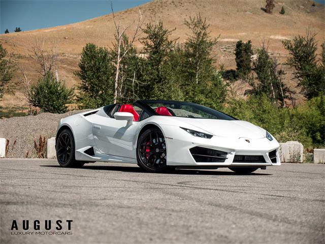 2018 Lamborghini Huracan (CC-1376291) for sale in Kelowna, British Columbia