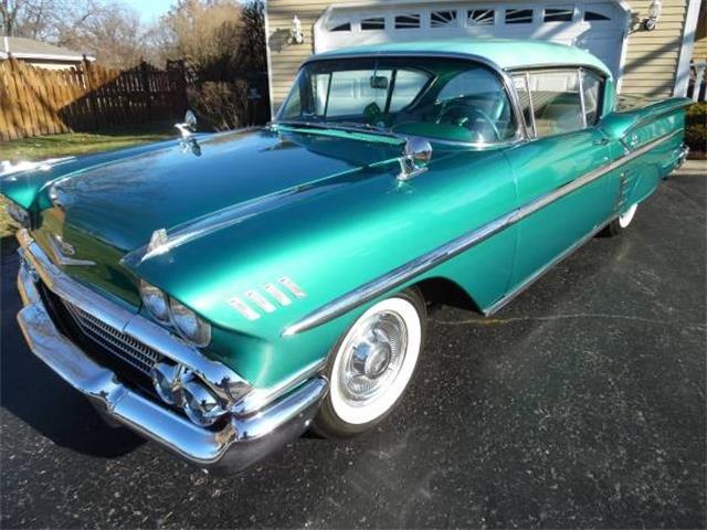 1958 Chevrolet Impala (CC-1376299) for sale in Mundelein, Illinois