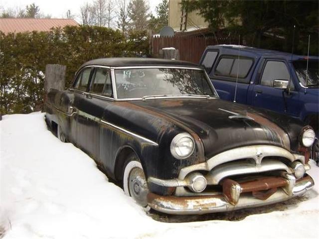 1953 Packard Sedan (CC-1376301) for sale in Cadillac, Michigan