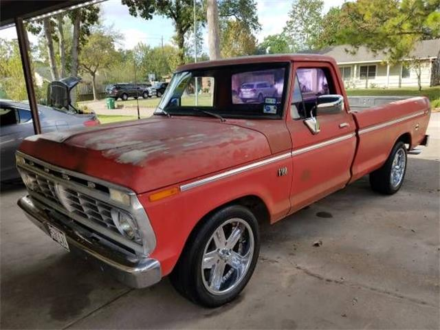 1975 Ford F100 (CC-1376305) for sale in Cadillac, Michigan