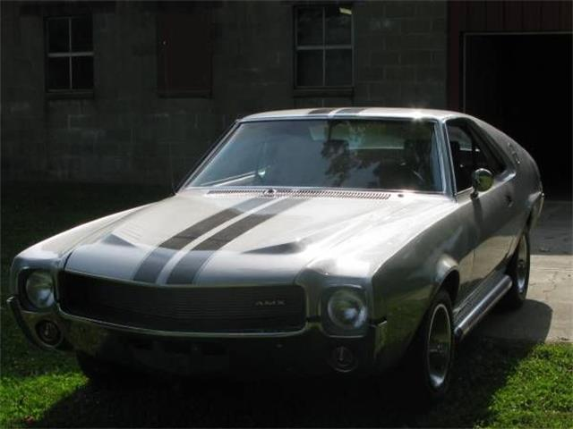 1958 AMC AMX (CC-1376306) for sale in Cadillac, Michigan