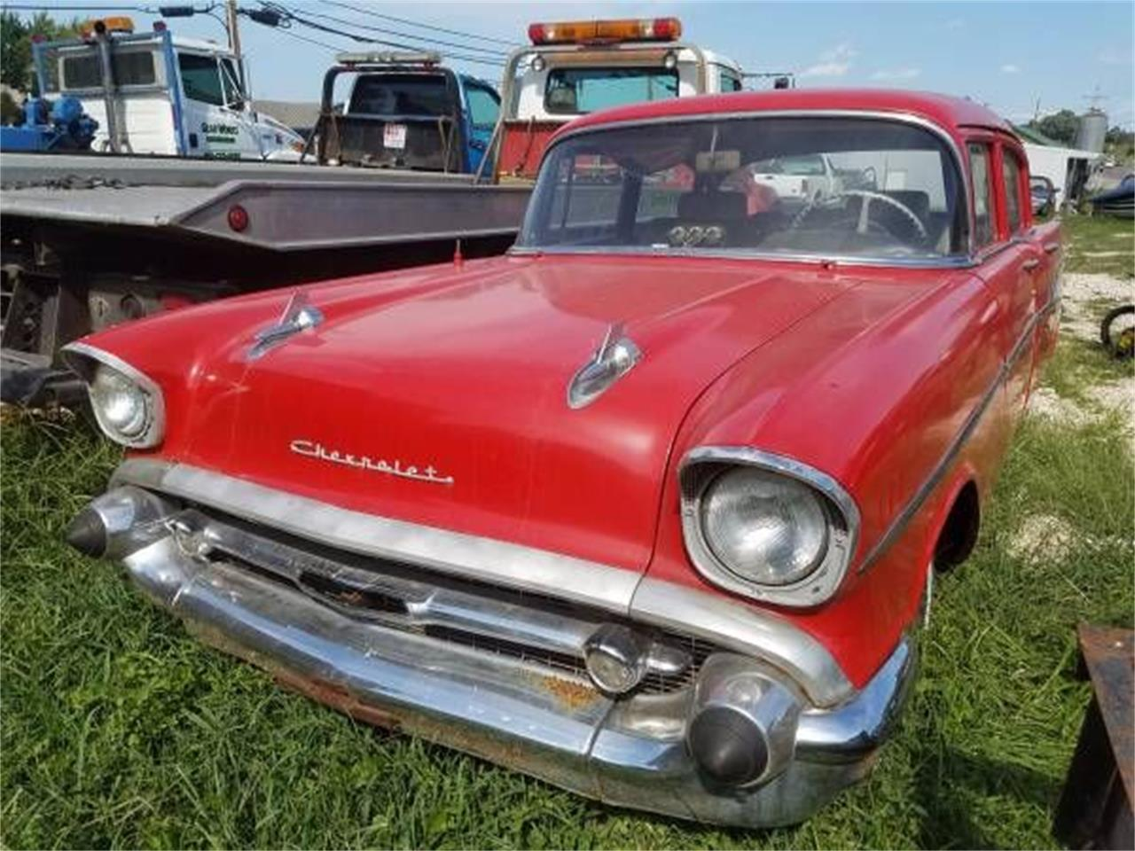1957 Chevrolet Sedan (CC-1376316) for sale in Cadillac, Michigan