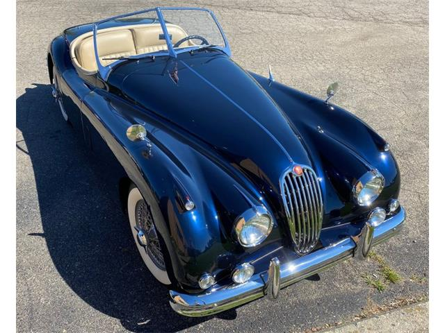 1955 Jaguar XK140 (CC-1376325) for sale in Troy, Michigan