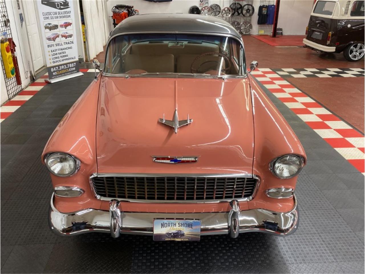 1955 Chevrolet Bel Air (CC-1376330) for sale in Mundelein, Illinois