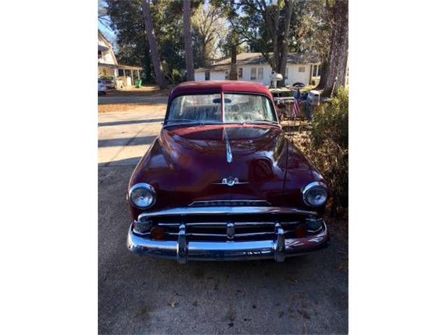 1952 Plymouth Cambridge (CC-1376333) for sale in Cadillac, Michigan