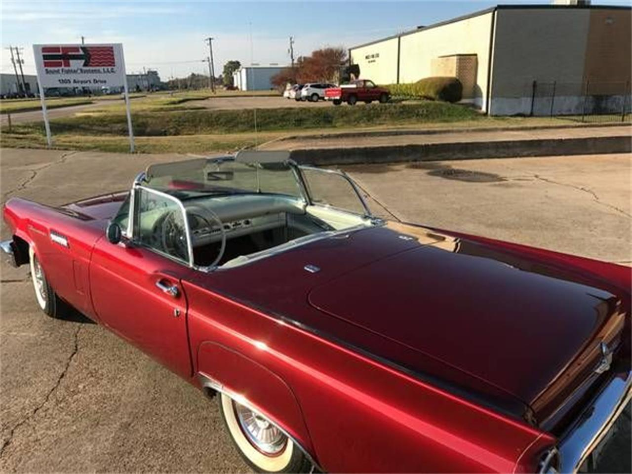 1957 Ford Thunderbird (CC-1376335) for sale in Cadillac, Michigan