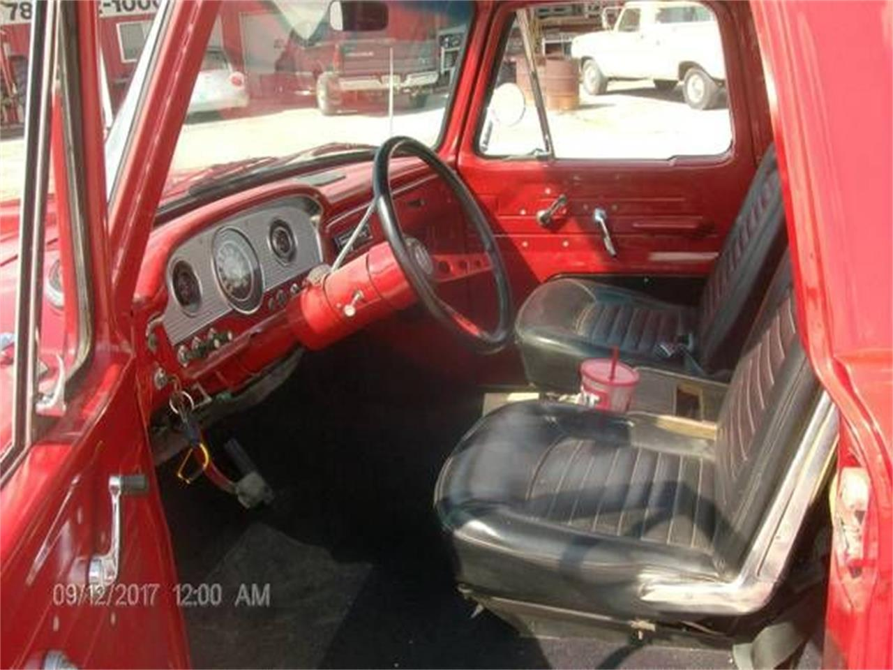 1965 Ford F100 (CC-1376337) for sale in Cadillac, Michigan
