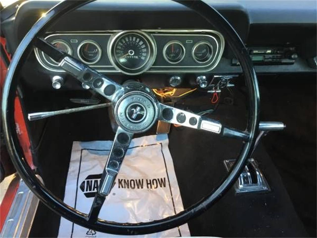 1965 Ford Mustang (CC-1376343) for sale in Cadillac, Michigan