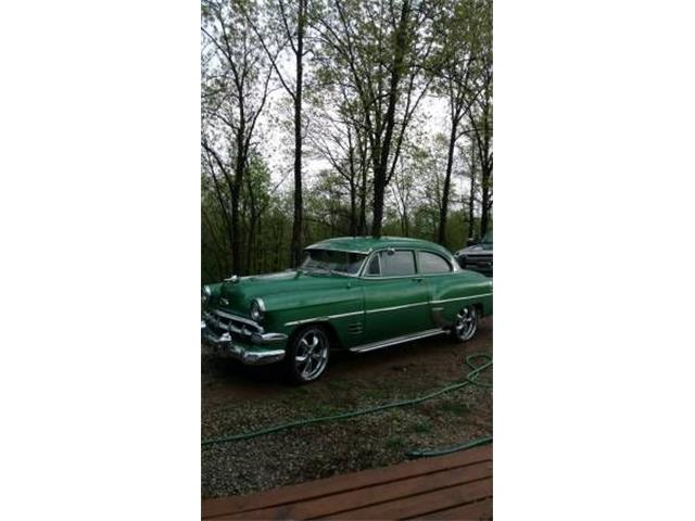 1954 Chevrolet Bel Air (CC-1376355) for sale in Cadillac, Michigan