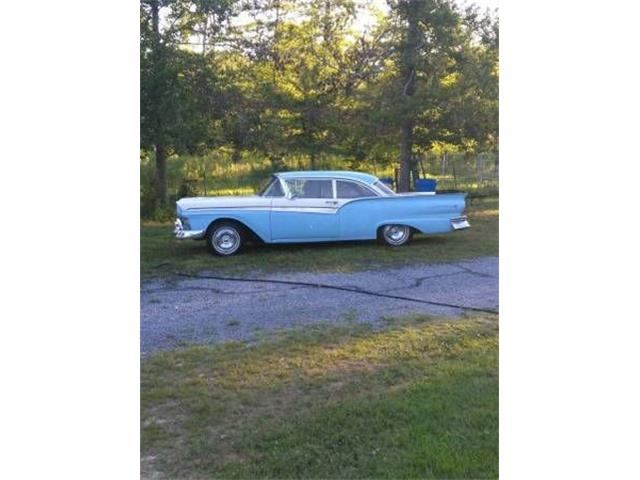1957 Ford Fairlane 500 (CC-1376364) for sale in Cadillac, Michigan