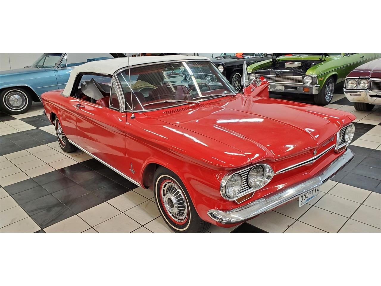 1965 Chevrolet Corvair Monza (CC-1376373) for sale in Annandale, Minnesota