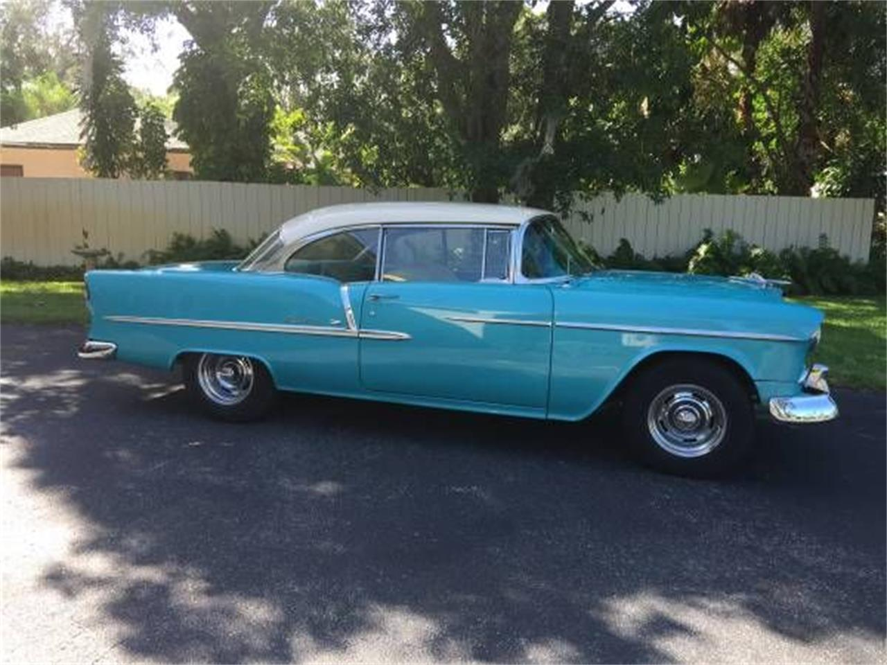 1955 Chevrolet Bel Air (CC-1376374) for sale in Cadillac, Michigan