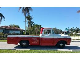 1957 Ford F100 (CC-1376379) for sale in Cadillac, Michigan