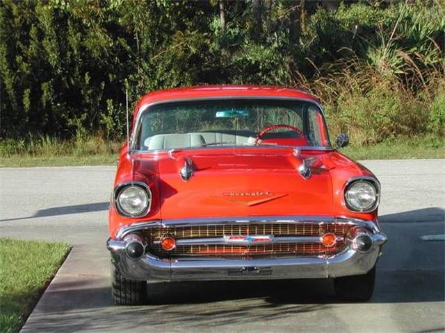 1957 Chevrolet Bel Air (CC-1376382) for sale in Cadillac, Michigan