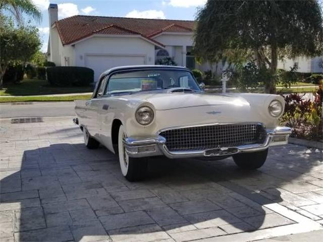 1957 Ford Thunderbird (CC-1376383) for sale in Cadillac, Michigan