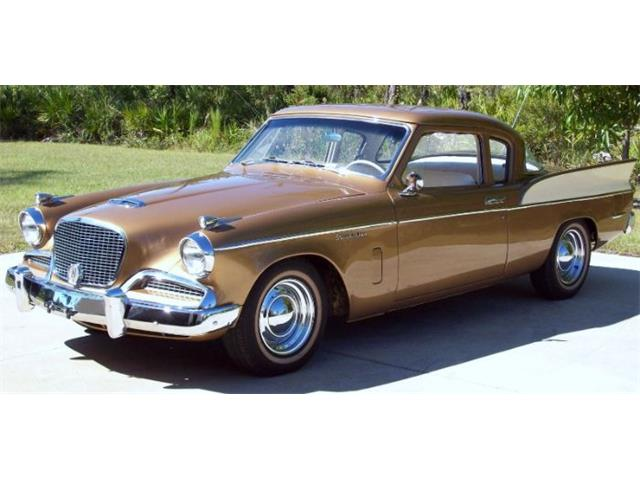 1958 Studebaker Silver Hawk (CC-1376385) for sale in Cadillac, Michigan