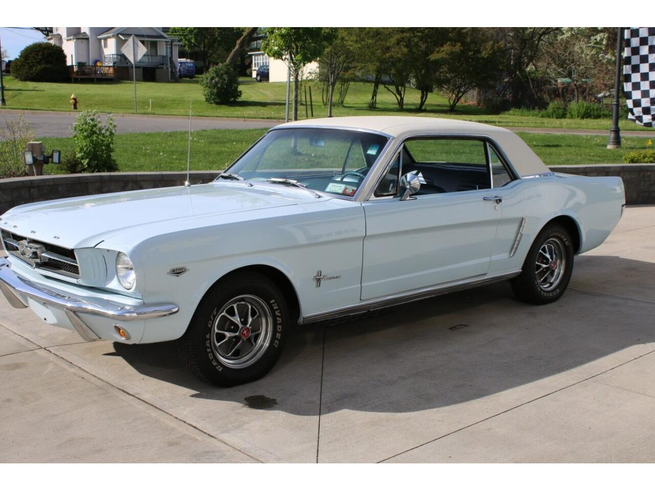 1965 Ford Mustang (CC-1376387) for sale in Hilton, New York