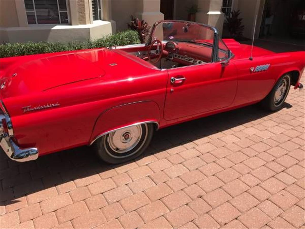1955 Ford Thunderbird (CC-1376391) for sale in Cadillac, Michigan
